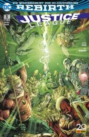 Justice League 5 (Rebirth)