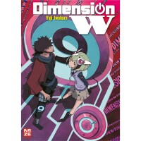 Dimension W Band 9 (Yuji Iwahara)
