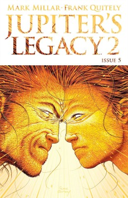 Jupiters Legacy 2 Issue 5