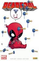 Wolverine/Deadpool 4 Deadpool (Marvel Baby Variant)