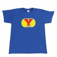 YPS T-Shirt - YPS Logo (blau)