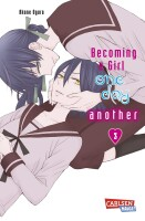 Becoming a Girl one day - Another Band 3 (Akane Ogura)