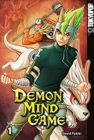 Demon Mind Game Band 1 (David Füleki)