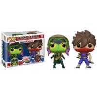 Marvel vs. Capcom POP! PVC-Sammelfigurenset - Gamora...