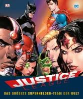 DC Justice League Das größte Superhelden-Team...