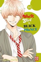Wolf Girl & Black Prince Band 16 (Ayuko Hatta)