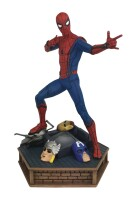 Marvel Premiere Collection Resin-Statue: Spider-Man...