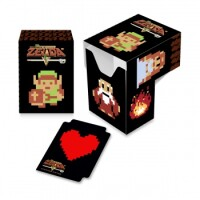 Ultra Pro Deck Box Legend of Zelda 8-Bit Link