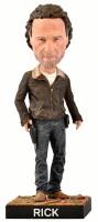 Walking Dead Royal Bobbles Resin-Wackelkopf - Rick Grimes...