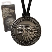 Game of Thrones Halskette: Stark Shield