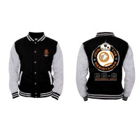 Star Wars College-Jacke - Episode VII BB-8 Astromech...
