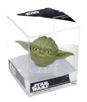 Weihnachtsschmuck: Star Wars Yoda Kopf - Christbaumkugel