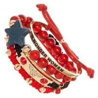 DC Comics Armband: Wonder Woman Party Bracelet (5-teilig)