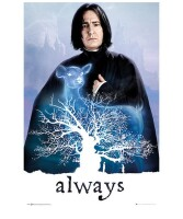 Harry Potter Poster: Snape Always