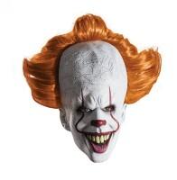 Horror Halloween Latexmaske für Erwachsene: Stephen...