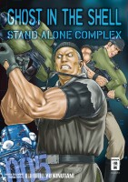 Ghost in the Shell - Stand Alone Complex 5 (Yu Kinutani)
