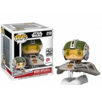 Star Wars POP! Rides PVC-Sammelfigur - Wedge Antilles mit...
