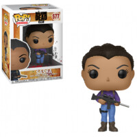 Walking Dead POP! PVC-Sammelfigur - Sasha (577)