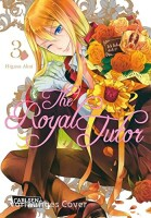 Royal Tutor, the Band 3 (Higasa Akai)