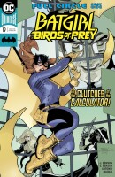 Batgirl and the Birds of Prey 19 (2016)