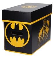 DC Comic Box (kurz) Batman Logo