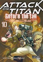 Attack on Titan - Before the Fall 10 (Hajime Isayama)
