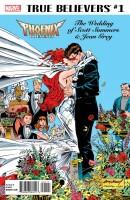 True Believers: The Wedding of Scott Summers & Jean Grey