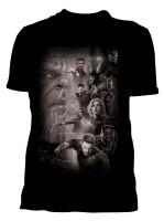 Avengers 3 Infinity War Damen T-Shirt (Girlie) - Group...