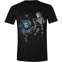 Freddy vs. Jason T-Shirt - Arcade (schwarz)