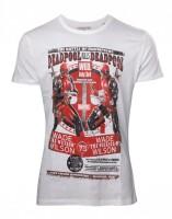 Deadpool T-Shirt - Deadpool kills Deadpool Battle...