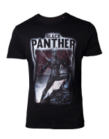 Black Panther T-Shirt - Band Tee inspired (schwarz)