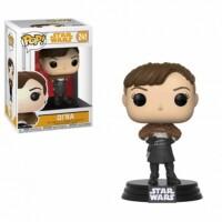 Star Wars Solo POP! PVC-Sammelfigur - QiRa (241)