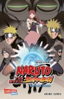 Naruto The Movie - The Lost Tower  (Masashi Kishimoto)