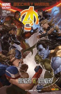 Avengers 33 (Marvel Now!)