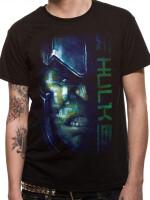 Thor Ragnarok T-Shirt - Gladiator Hulk Script (schwarz)