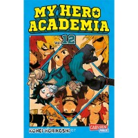 My Hero Academia Band 12 (Kohei Horikoshi)