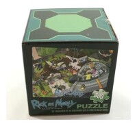 Rick and Morty Puzzle LC Exclusive (300 Teile)