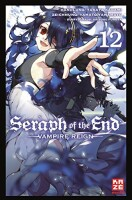 Seraph of the End Band 12 - Vampire Reign (Kagami,...