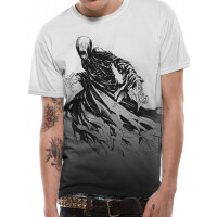 Harry Potter T-Shirt - Dementor Sublimated (weiß)