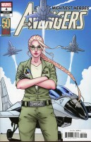Avengers 2 (Vol. 8) 2nd Printing McGuinness Variant
