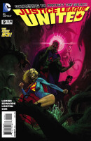 Justice League United 9 (regular)