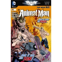 Animal Man 11 (Vol. 2)