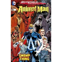 Animal Man 12 (Vol. 2)