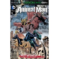 Animal Man 13 (Vol. 2)