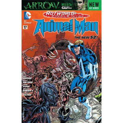 Animal Man 17 (Vol. 2)