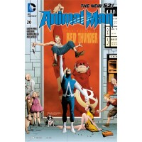 Animal Man 20 (Vol. 2)
