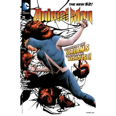 Animal Man 21 (Vol. 2)