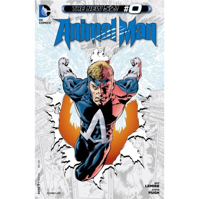 Animal Man 0 (Vol. 2)