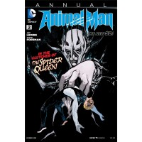 Animal Man Annual 2 (Vol. 2) 2013