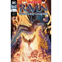 Raven Daughter of Darkness 6